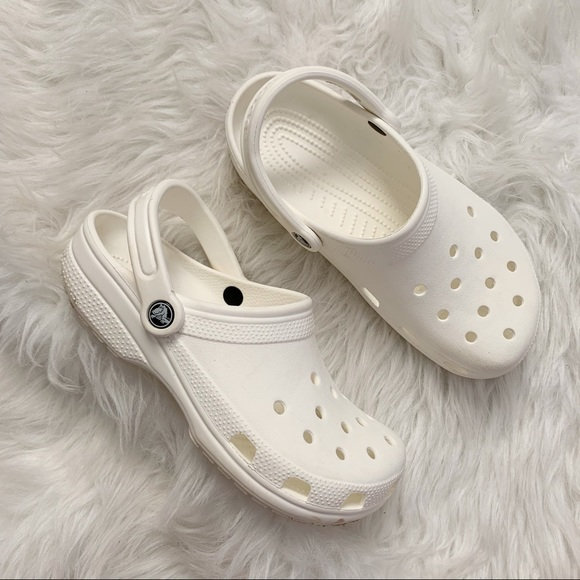 CROCS Shoes | Crocs Classic Clog White